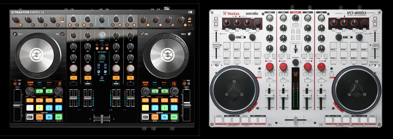 Newly Supported Controllers in Mixxx 2.0