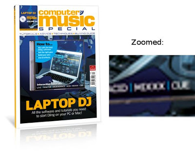 "Mixxx on the Cover of the ""Computer Music"" Magazine"