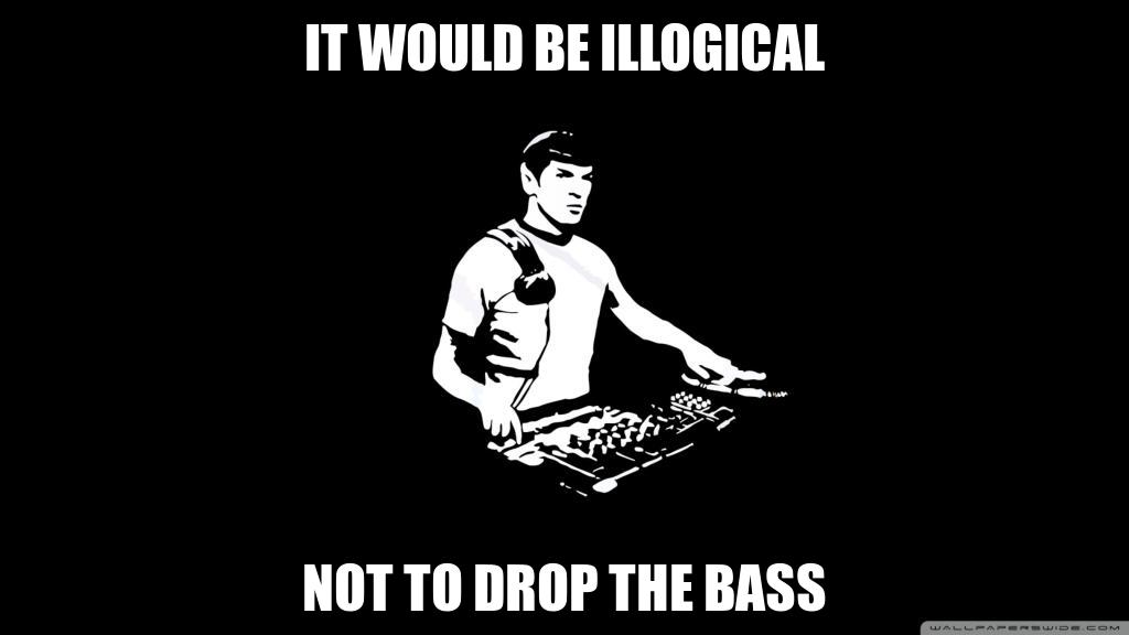 A DJing meme
