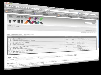 Mixxx Forums