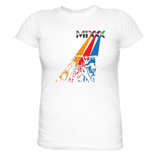 Ladies T-Shirt (front)
