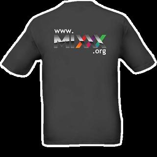 Mens T-Shirt (back)